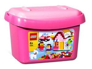 LEGO: Pink Brick Box V39 216 pcs.