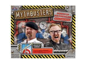 Elmer's: Mythbusters Power of Air Pressure