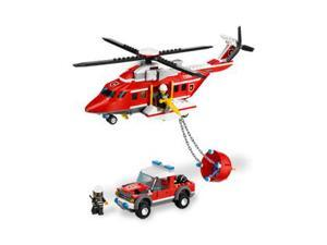 Lego City Fire Helicopter - 342 pcs.