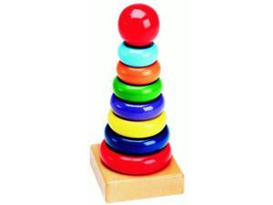 Melissa & Doug:  Rainbow Stacker (Single Stacker)