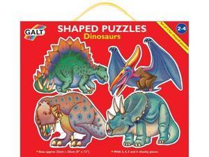 Galt Dinosaurs Shaped Puzzles