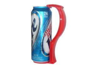 24 Oz Can Grip 5 Pack (Red)