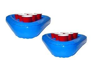 Pool Pong Rack - Floating Beer Pong Game