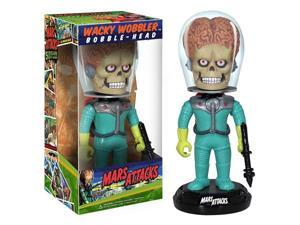 Mars Attacks Alien Wacky Wobbler Bobble Head