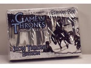 A Game of Thrones Collectible Card Game Iron Edition Edition Starter Set