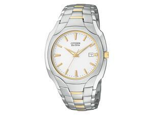 Citizen Men's Two Tone Eco Drive Dress Watch BM6014-54A
