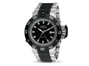 Invicta 7255 Men's Signature Subaqua Noma Swiss Quartz Black Ionic Plated Watch