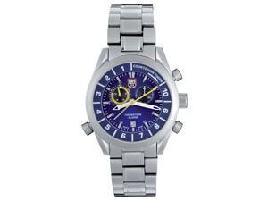 Luminox Men's Yachting Countdown Timer Stainless Steel Blue Face Watch 1404