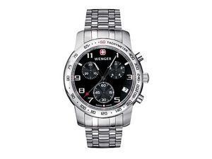 Wenger Men's Alpine Swiss Rallye Bracelet Chronograph 70806