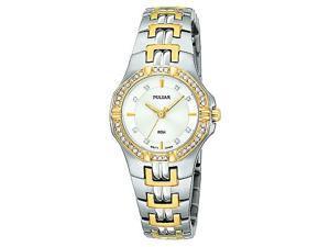 Pulsar Women's Swarovski?? Crystal Bracelet Watch PTC388