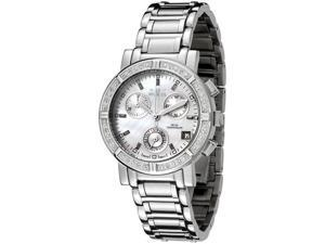 Women's Invicta II Chronograph Diamond Watch