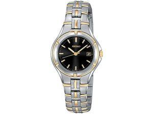 Seiko Women's Two-tone Bracelet watch #SXDA90