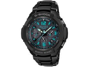 Casio GW3000BD-1A Men's G-Shock Chronograph Aviation Watch