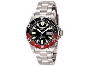 Invicta Sapphire Diver Stainless Steel Mens Watch 7043