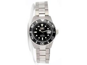 Invicta 0420 Men's Pro Diver Automatic Titanium Watch