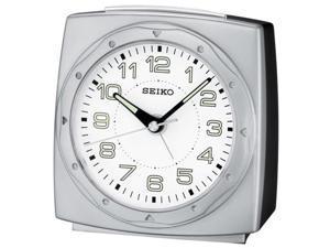 Seiko Clocks Bedside Alarm clock #QHE039SLH