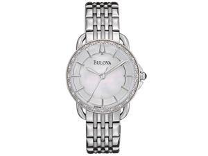 Bulova Diamonds Women's Quartz Watch 96R146