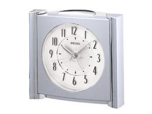 Seiko Clocks Bedside Alarm clock #QXE418SLH