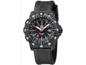 Luminox Recon Point Black Dial Black Rubber Mens Watch SU8822.MI