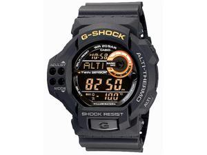 Casio GDF100-1B Men's G-Shock Shock Resistant World Timer Dive Watch