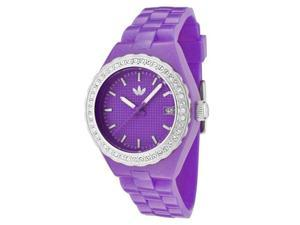 Adidas Mini Cambridge Date Window Purple Dial Women's watch #ADH2107