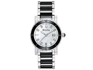 Bulova Highbridge Women's Quartz Watch 98P122