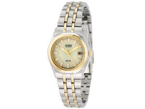 Citizen Eco-Drive Corso Champagne Dial Women's watch #EW0944-51P