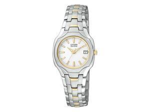 Citizen Ladies Two Tone Dress Watch EW1254-53A