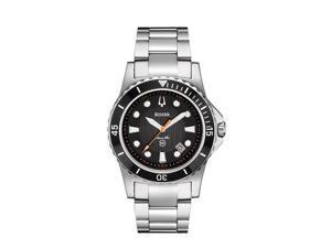 Bulova Men's Marine Star Date Watch 98B131
