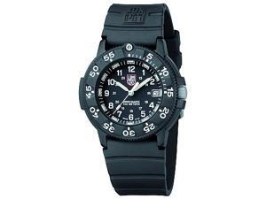 Luminox 3000 Original Navy SEAL Dive Series Black Mens Watch 3001