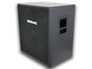 Seismic Audio - 4x10 Bass Guitar Speaker Cabinet - Four 10 Inch Speakers