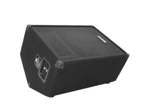 "Seismic Audio - FL-12MPSingle - Single Premium 12"" PA Floor Monitor Speaker"