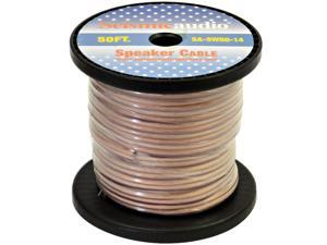Seismic Audio - SA-SW50-14 - 50 Foot Spool of Speaker Wire - 14 Gauge - New - Home Audio