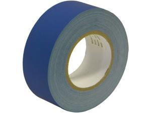 Seismic Audio - SeismicTape-Blue602 - 2 Inch Blue Gaffer's Tape - 60 yards per Roll