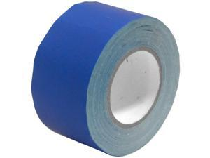 Seismic Audio - SeismicTape-Blue603 - 3 Inch Blue Gaffer's Tape - 60 yards per Roll
