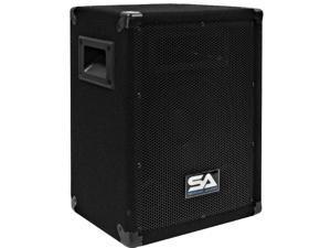 Seismic Audio - 8 Inch PA/DJ Speaker Cabinet Live Sound Karaoke Bands
