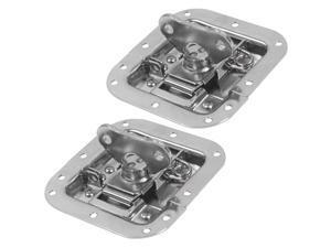Seismic Audio - SAHW1-Pair - Pair of  Replacement Butterfly Latches for Rack and Pedal Board Cases for use with Pro Audio ...