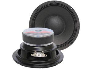 "Seismic Audio - Jolt-6Pair - Pair of 6"" Bass Guitar Raw Woofers Speaker Driver PRO AUDIO Replacements"