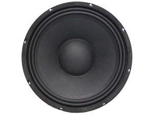 "Seismic Audio - Jolt-10 - 10"" Bass Guitar Raw Woofer Speaker Driver PRO AUDIO Replacement"