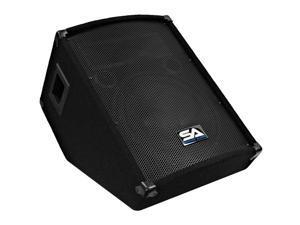 "Seismic Audio - 12"" Wedge Style Stage/Studio/Floor Monitor Speaker Cabinet"