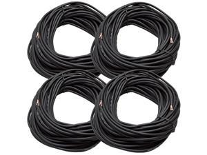 Seismic Audio - RW100 (Four Pack) - 100' Raw Wire HOME PA/DJ SPEAKER CABLE