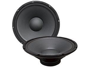"Seismic Audio - Quake_15Pair_16_Ohm - Pair of 15"" Raw Woofer Speaker Driver PRO AUDIO PA DJ Replacement 16 Ohm"