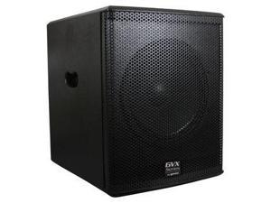 "Gemini GVX-SUB12P Powered 12"" Subwoofer Powered Subwoofer"