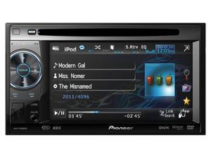"PIONEER AVH-P1400DVD 5.8"" IN-DASH VIDEO CAR DVD RECEIVER/PLAYER"
