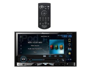 "PIONEER AVH-P8400BH CAR CD/DVD PLAYER 7"" LCD, IPOD CONTROL, BLUETOOTH, HD RADIO"