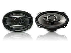 "PIONEER TS-A6974R 6X9"" 3-WAY 1000W CAR STEREO SPEAKERS W/CARBON GRAPHITE"