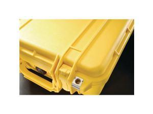 Pelican Products 1400-000-240 Case with Foam - Yellow