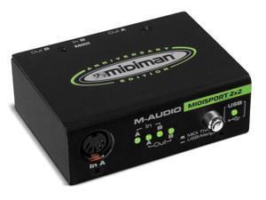 M-Audio USB-MIDISPORT-2X2 USB Midi Interface Midi Interface