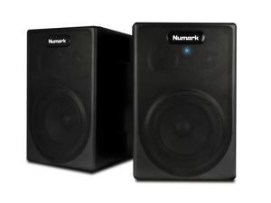 Numark NPM5 Powered Monitor Speaker System (Pair) Active / Powered Studio Monitor