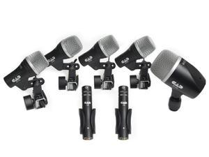 CAD 7-piece Drum Microphone Pack